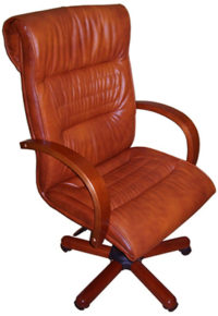 Кресло Вип D100I WD в офис