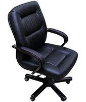 Кресло Вита D80n WD в офис